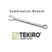Kunci Ring Pas (Combination Wrench) Tekiro  1