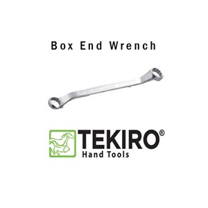 Kunci Ring  (Box End Wrench) Tekiro