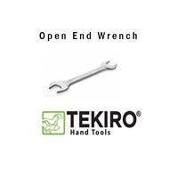 Kunci Pas (Open End Wrench) Tekiro  1