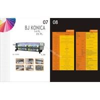 Jual Mesin Digital Printing Konika  2