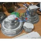 Spiral Wound Gasket  filler PTFE Inner-outer ss304 1