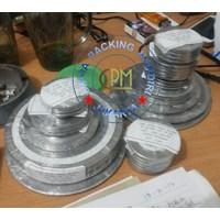 Spiral Wound Gasket  filler PTFE Inner-outer ss304