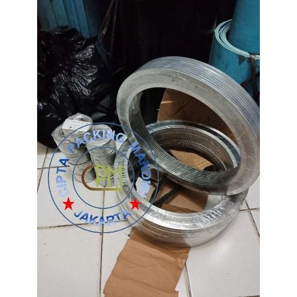 Spiral Wound Gasket High Temperature