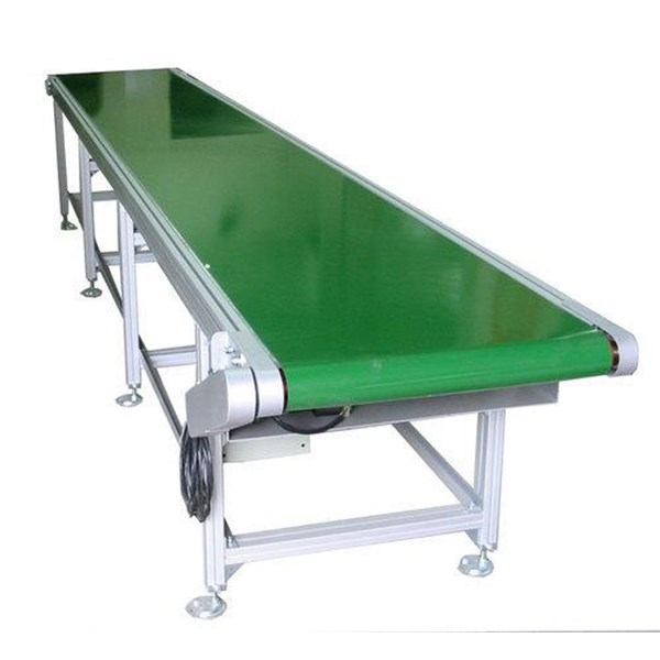 PVC Conveyor Belt Roller Conveyor