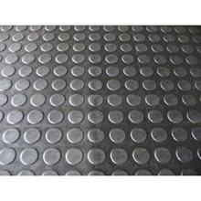 Coin Rubber Floor