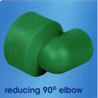 Reducing Elbow 90° PPR SD 1