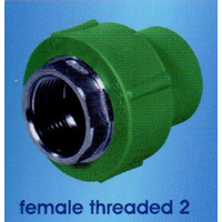 Female Threaded PPR SD 2 1