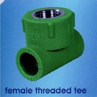 Female Threaded Tee PPR SD