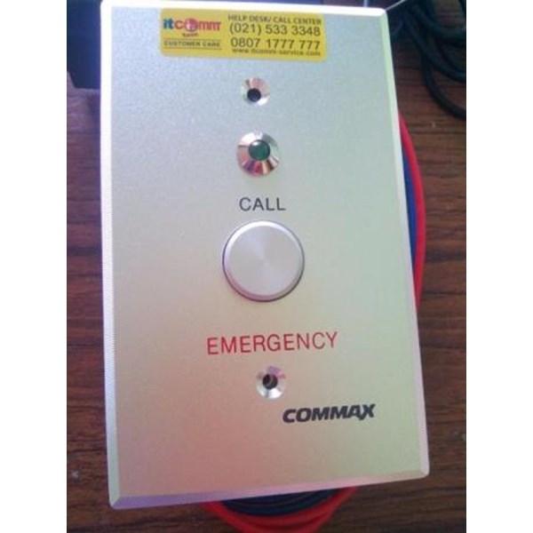 Nurse Call Commax Kapasitas 12 Bed 12 Kamar Dan 12 Kamar Mandi