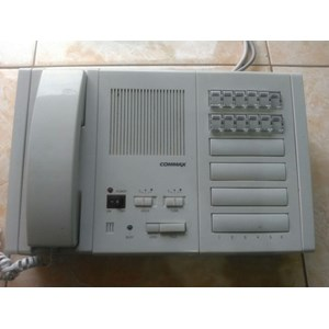Commax Jns 12 Is Central Nurse Call