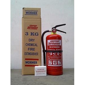 Alat Pemadaman Kebakaran Worner Permanent 3 Kg