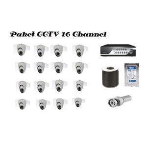 Cctv 16  Channel Calion
