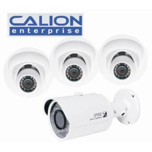 Paket Cctv 4 Channel Lengkap Calion