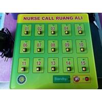 Nurse Call  Lokal 15 Ext  Dan Kelengkapan