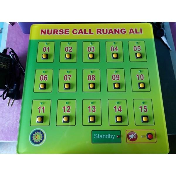 Nurse Call 15 Ext  Dan Kelengkapan
