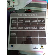 Code Blue Tombol Emergency Syaraf