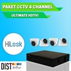Paket Cctv Hilook 2 Mp 4 Cxxnel Lengkap 1