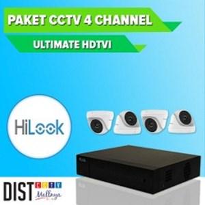 Paket Cctv Hilook 2 Mp 4 Cxxnel Lengkap