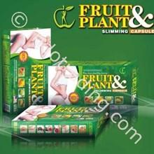 Obat Pelangsing Badan Herbal Permanen ( Fruit & Plant Asli )