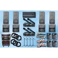 Jual Paket Sound System Lux 4 Merek Yamaha Auderpro Output Watt Besar Kualitas Terjamin Suara Jernih Garansi 1 Tahun 2