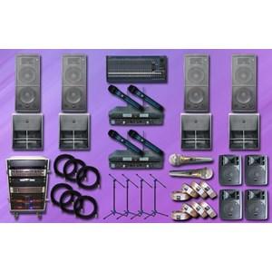 Paket Sound System Lux 4 Merek Yamaha Auderpro Output Watt Besar Kualitas Terjamin Suara Jernih Garansi 1 Tahun