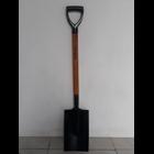 Sekop spaden gagang kayu 1