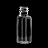 Jual Amber Glass Clear Bottle 18 Ml LGC 4003-2