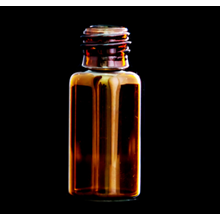 Amber Glass Brown Bottle 15 Ml LGC 4004-2