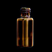 Jual Amber Glass Brown Bottle 18 Ml LGC 4004-3