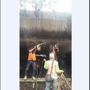 Patching Beton By PT TECHNOCRETE Bangun Persada