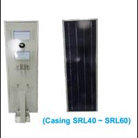 Street Light Solar Cell Casing SRL40 ~ SRL60