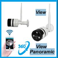 Kamera CCTV Panoramic P2P AP 360 / DP 360 1