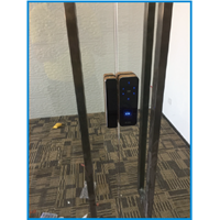 Jual Smart Lock Security System SL-G
