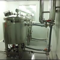 Jual Mixing & Buffer Tank 200 Liter