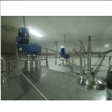 Mixing Tank 25.000 Liter