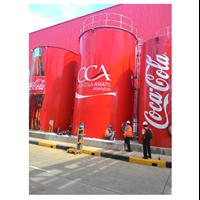 Jual Tanki Air Storage 60.000 Liter