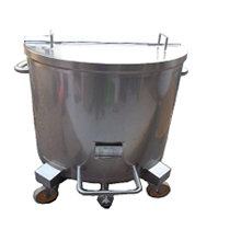 Movable Storage Tank & Movable Mixing Tank