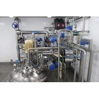 Tangki Reaktor System 1