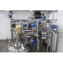 Tangki Reaktor System