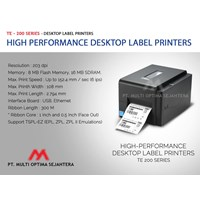 Jual Printer Barcode Tsc Te-200 2