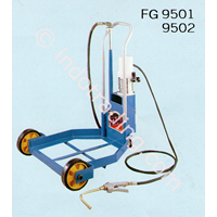 Spesial Lubricating Air Pump Oil Changer Fg9501 / 02