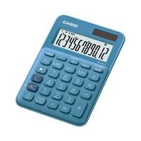 Kalkulator Casio Colorful Ms-20Uc-Bu 1
