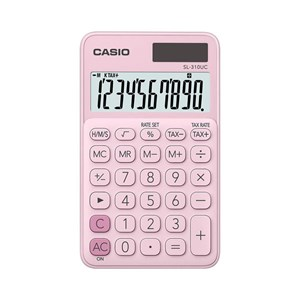 Kalkulator Casio Colorful Sl-310Uc-Pk