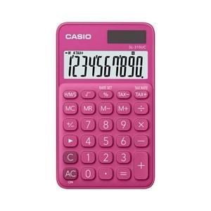 Kalkulator Casio Colorful Sl-310Uc-Rd
