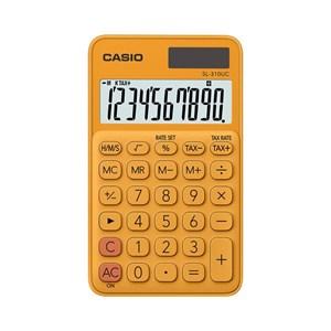Kalkulator Casio Colorful Sl-310Uc-Rg