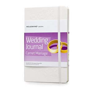 Buku Tulis Moleskine Passion Journal Wedding Phwd3af