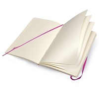 Distributor Moleskine Notebook Plain Soft Cover O.Purp L Qp618h4 3