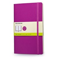 Moleskine Notebook Plain Soft Cover O.Purp L Qp618h4 1