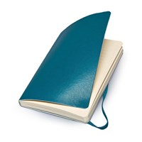 Beli Moleskine Notebook Plain Soft Cover U.Blu L Qp618b6f 4