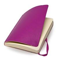 Beli Moleskine Notebook Dot Soft Cover O.Purp P Qp614h4 4